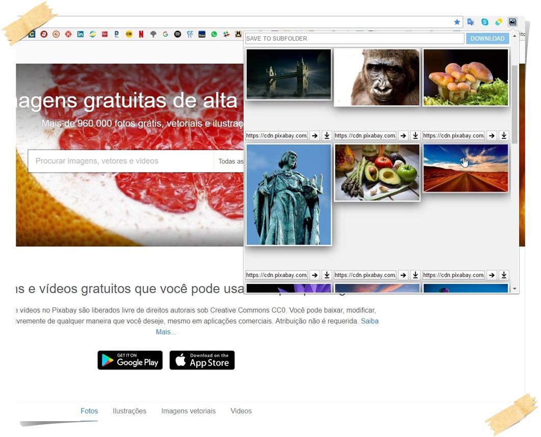 ImageSpark - Imagem 1 do software