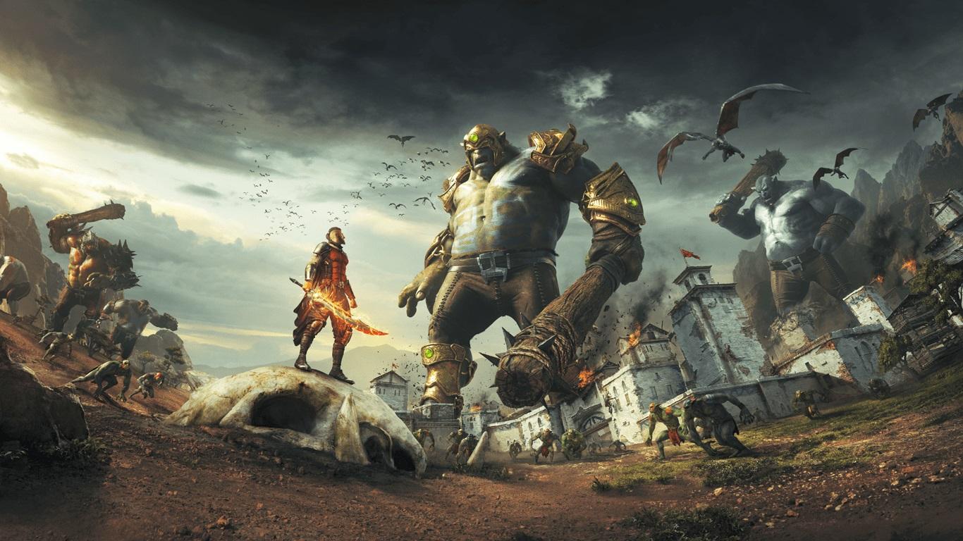 Iron Galaxy Studios se une à Maximum Games para desenvolver Extinction