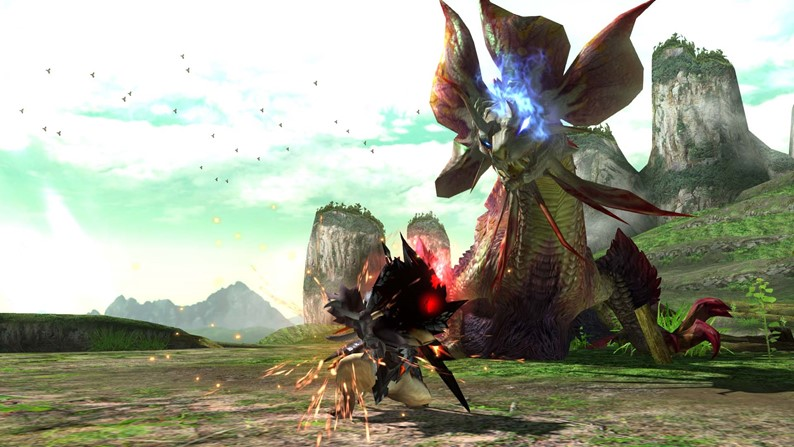 Capcom revela novas telas e detalhes de Monster Hunter XX no Switch