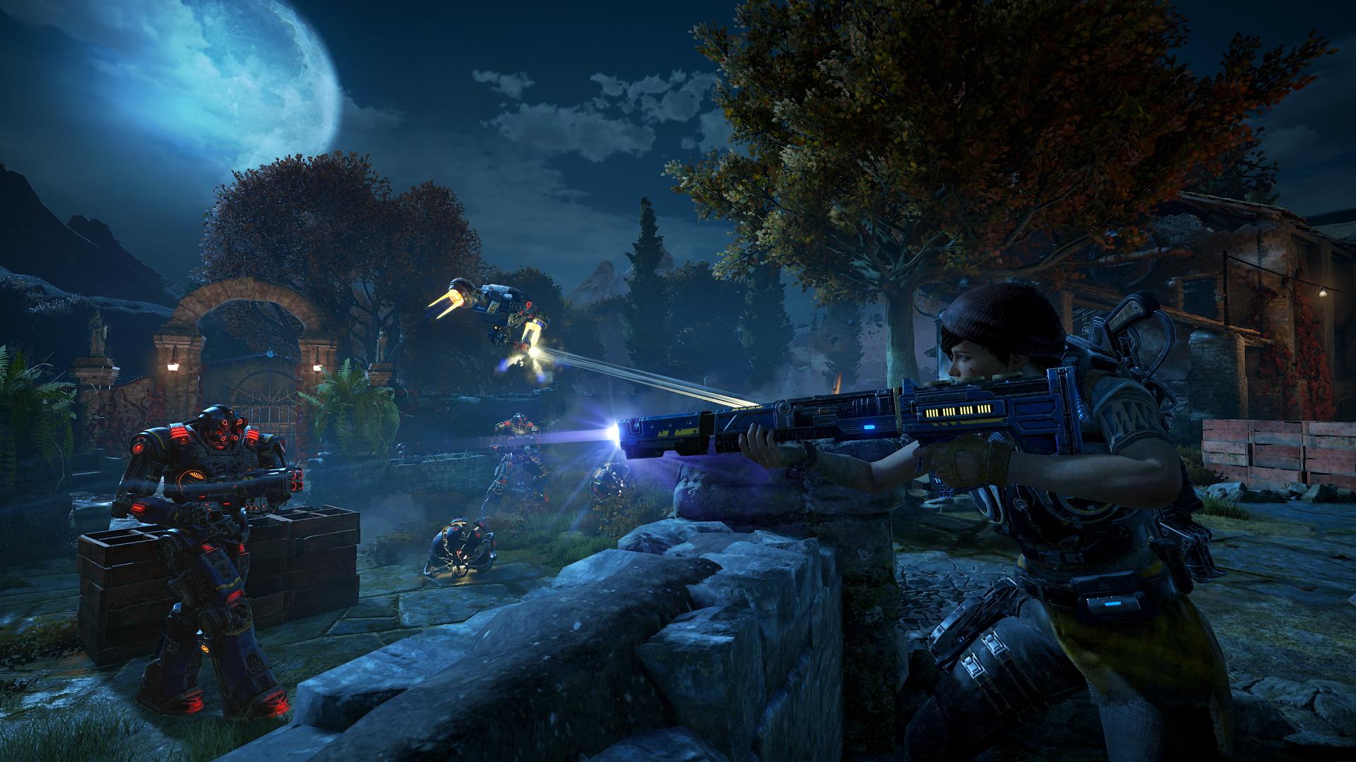 Na faixa, Gears of War 4 ganha novos mapas, modo de morte permanente e mais
