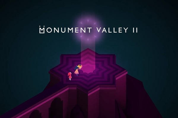 Image result for Monument Valley 2 game