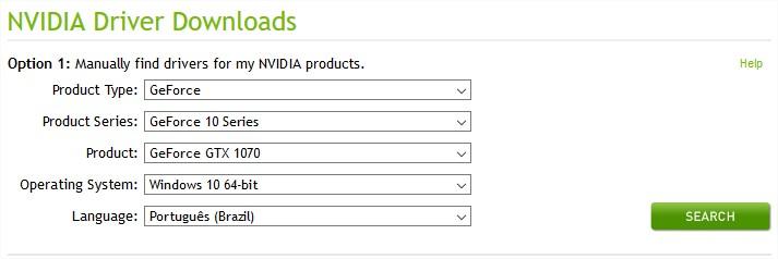 NVIDIA ForceWare GeForce Drivers - Imagem 1 do software