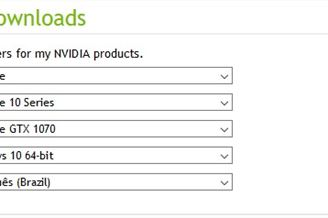NVIDIA ForceWare GeForce Drivers Download para Windows em