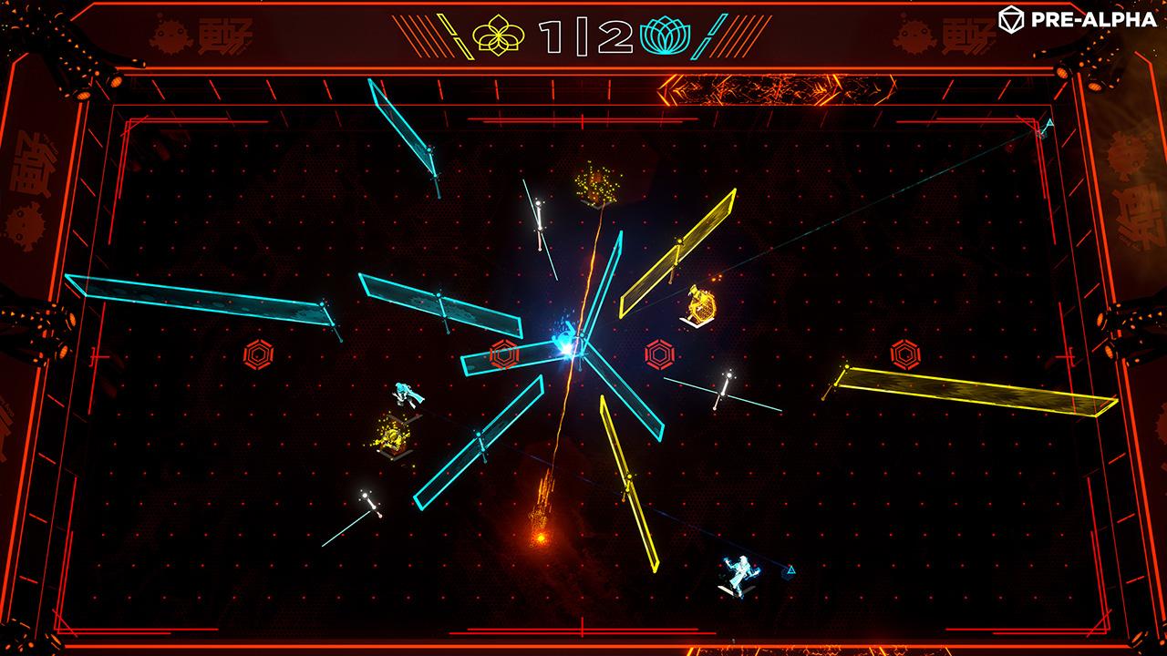 Laser League: criadores de OlliOlli revelam seu novo projeto