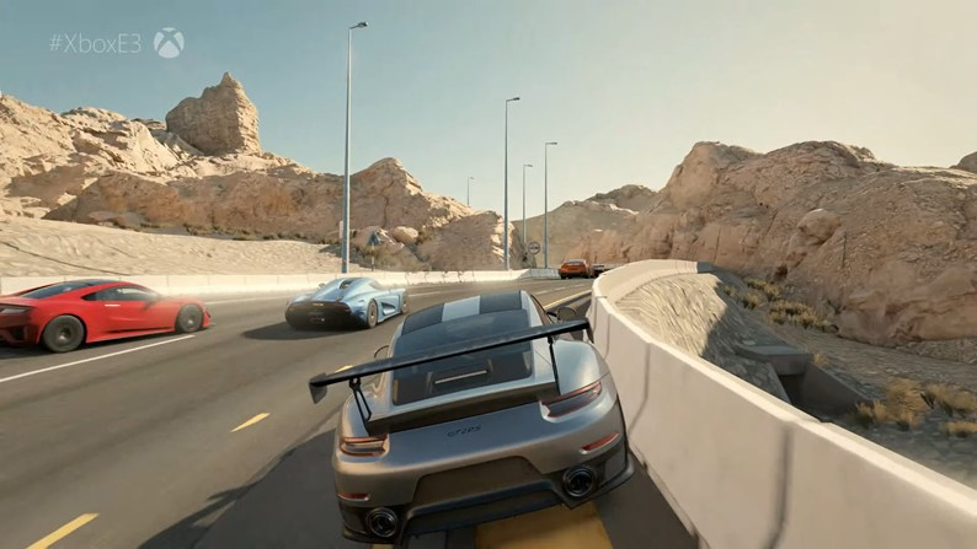 Forza Motorsport 7 é anunciado com trailer de cair o queixo em 4K e 60 fps