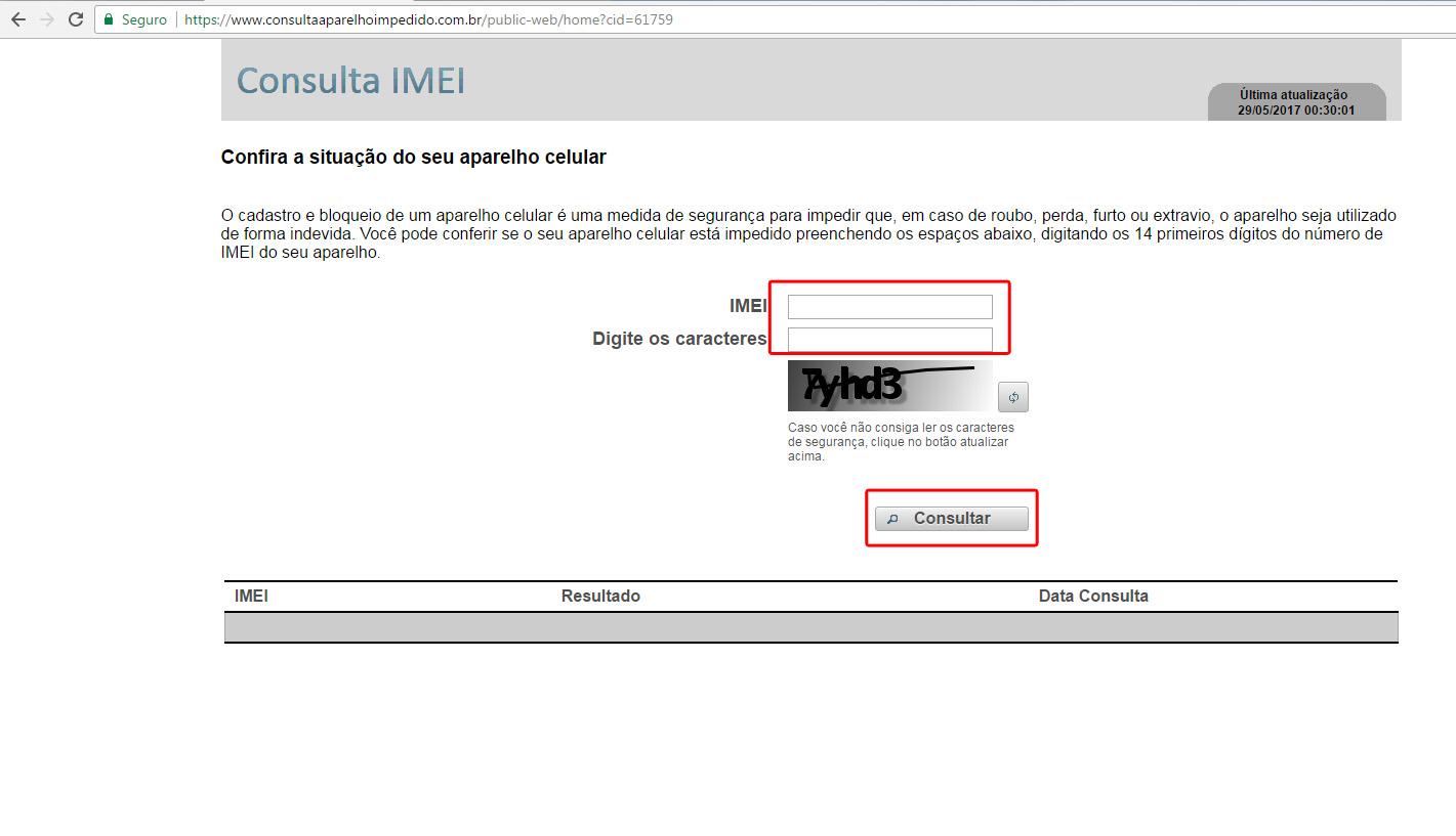 3b9807957db Veja como saber se um smartphone é roubado antes de comprá-lo - TecMundo