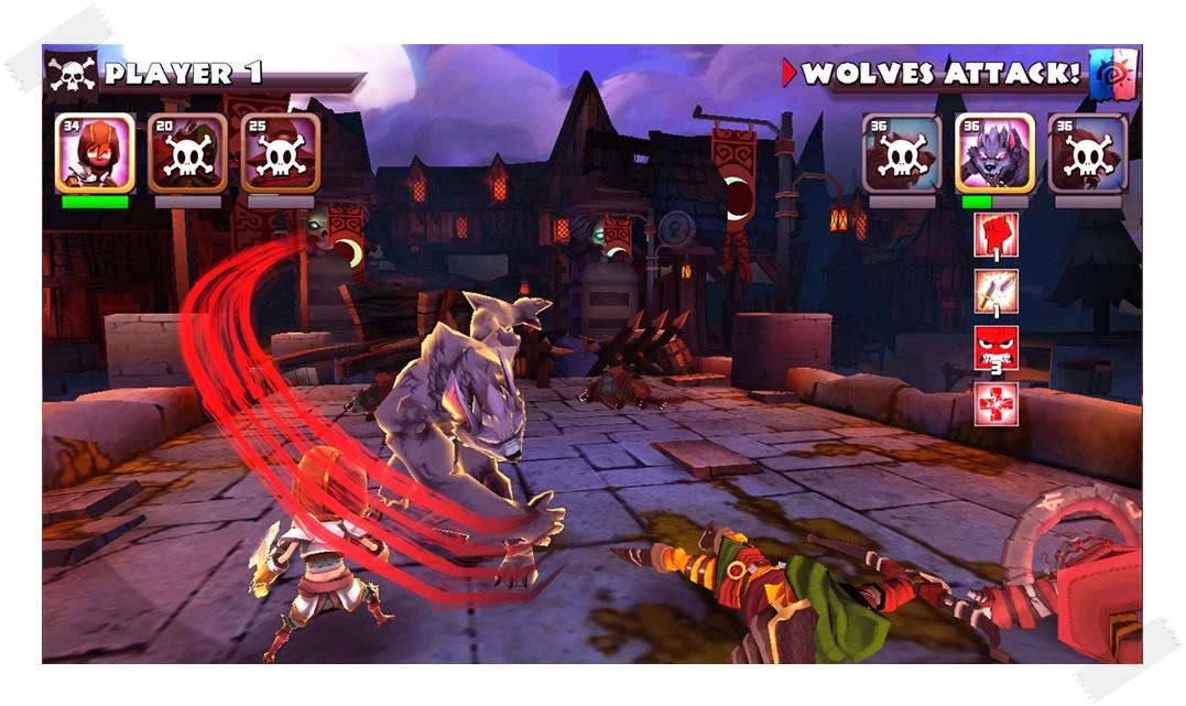 Might & Mayhem - Imagem 1 do software