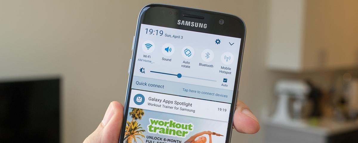 Samsung tem irritado donos de Galaxy S8 com notificações de