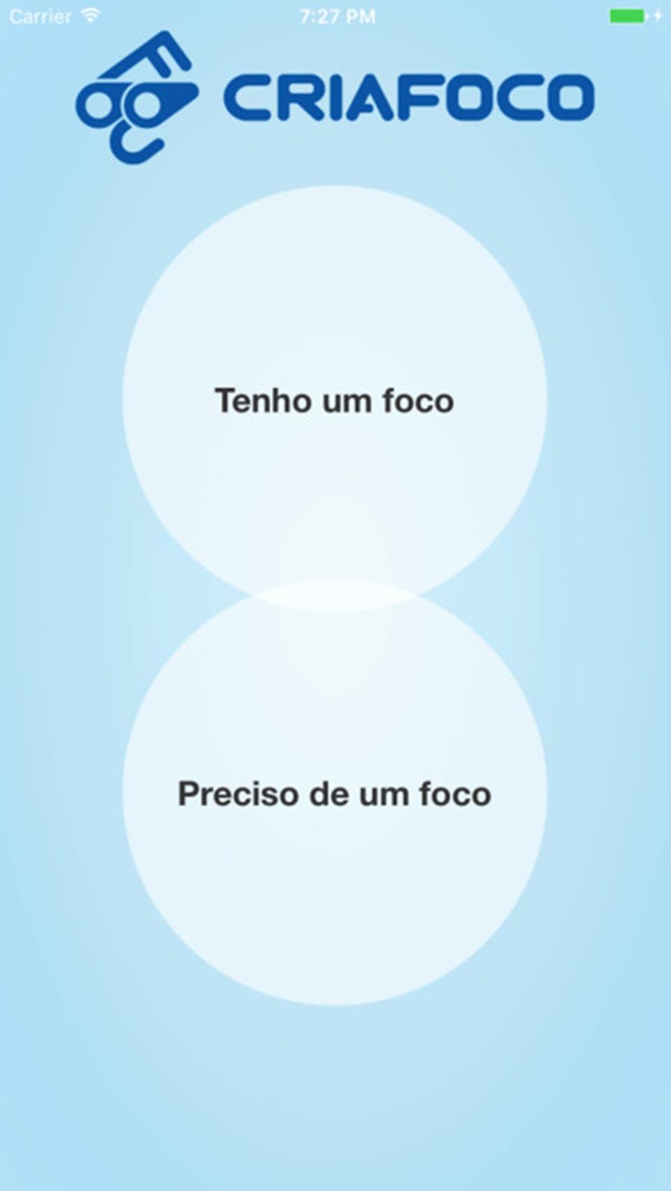 Aplicativo CriaFoco promete ajudar a traçar metas pessoais no seu celular