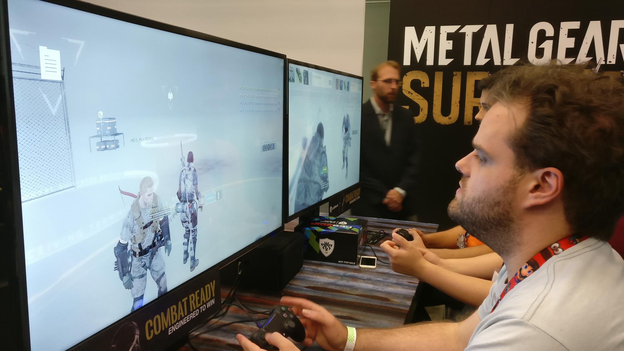 Surpresa! Metal Gear Survive é, sim, melhor do que todos imaginávamos