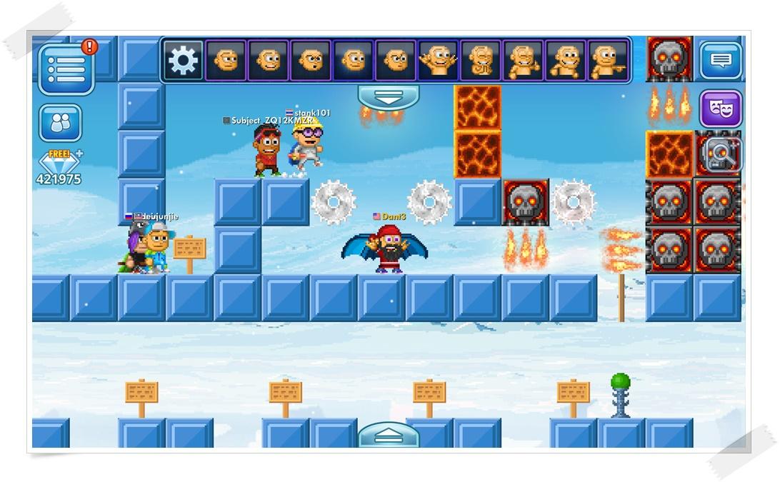 Pixel Worlds - Imagem 1 do software