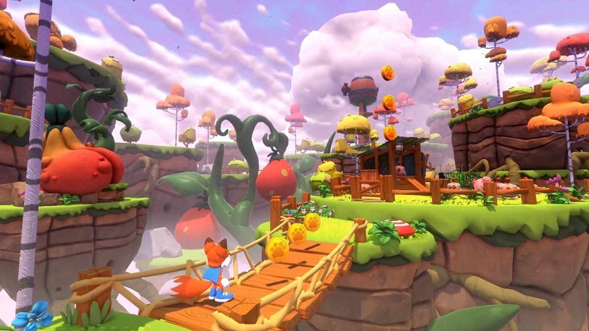Imagem de Super Lucky's Tale rodará em 4K nativo e 60 fps no Xbox One X no tecmundogames