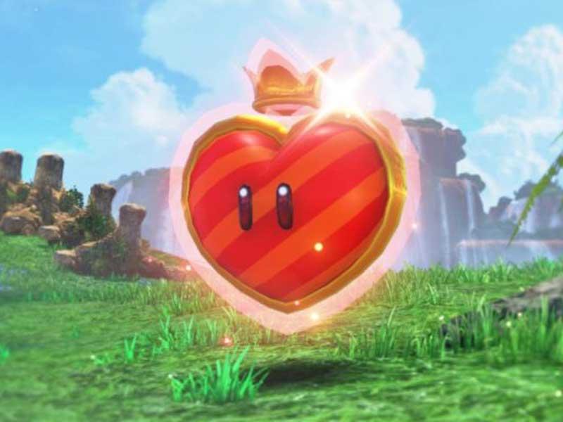 Novas telas mostram mais do universo louco de Super Mario Odyssey