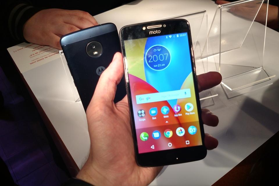 40d97dfa2 Motorola lança Moto E4 e Moto E4 Plus para o Brasil - Ficha Técnica -  TecMundo