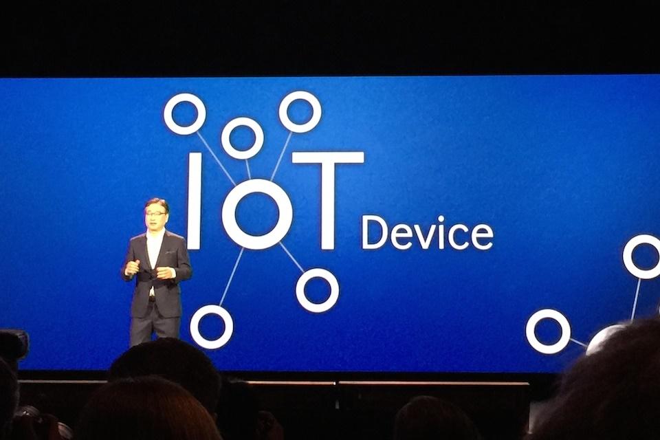 Samsung desenvolve e começa produção em massa de chip Exynos para IoT