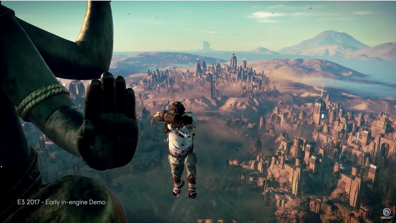 """Imagem de Beyond Good and Evil 2 recebe demonstração de """"gameplay"""" e parece promissor no tecmundogames"""