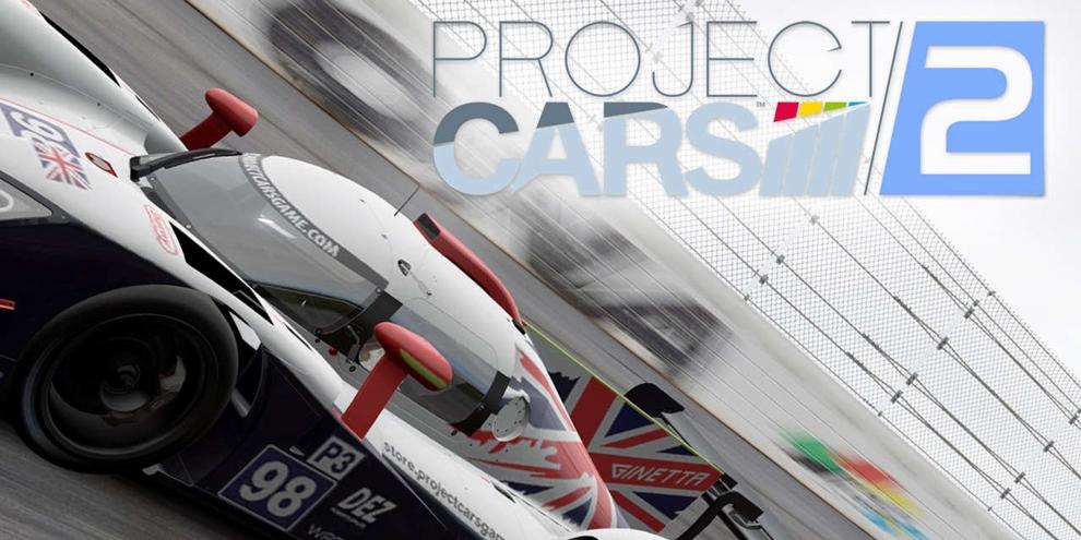 Imagem de Estúdio diz que Project Cars 2 rodará em 4K/60fps no Xbox One X, só que não no tecmundogames
