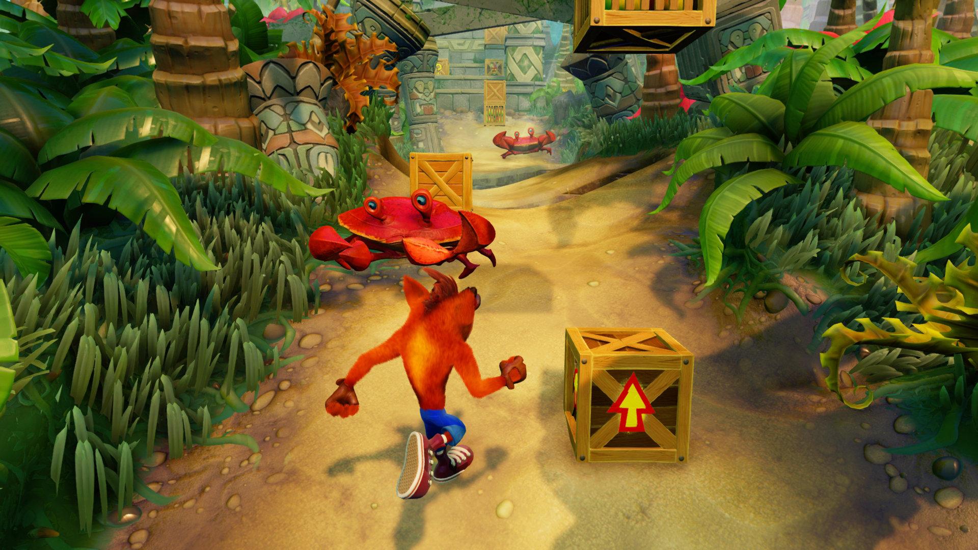 Sem código-fonte original: Crash Remaster de PS4 teve que ser feito do zero