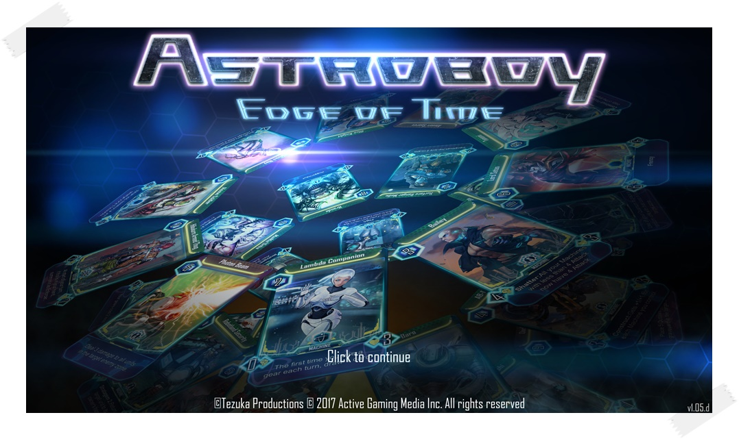 Astro Boy: Edge of Time - Imagem 1 do software