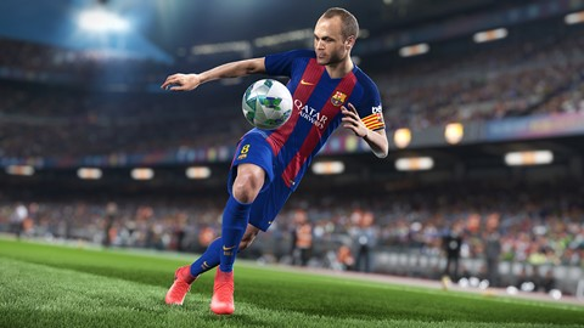 """Imagem de PES 2018 vai rodar em """"4K"""" no PS4 Pro; Xbox One X impressiona Konami no tecmundogames"""