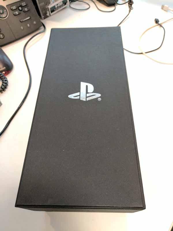 Sony está entregando troféus no mínimo belos para funcionários mais antigos