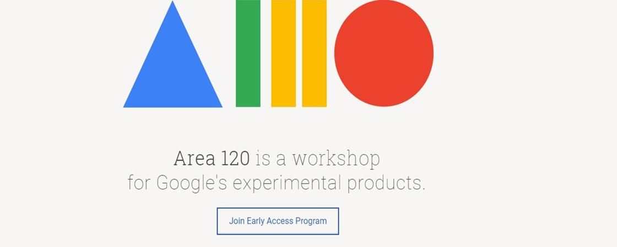Google libera cadastro para uso de apps da Area 120