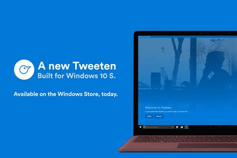 Tweeten - Imagem 1 do software