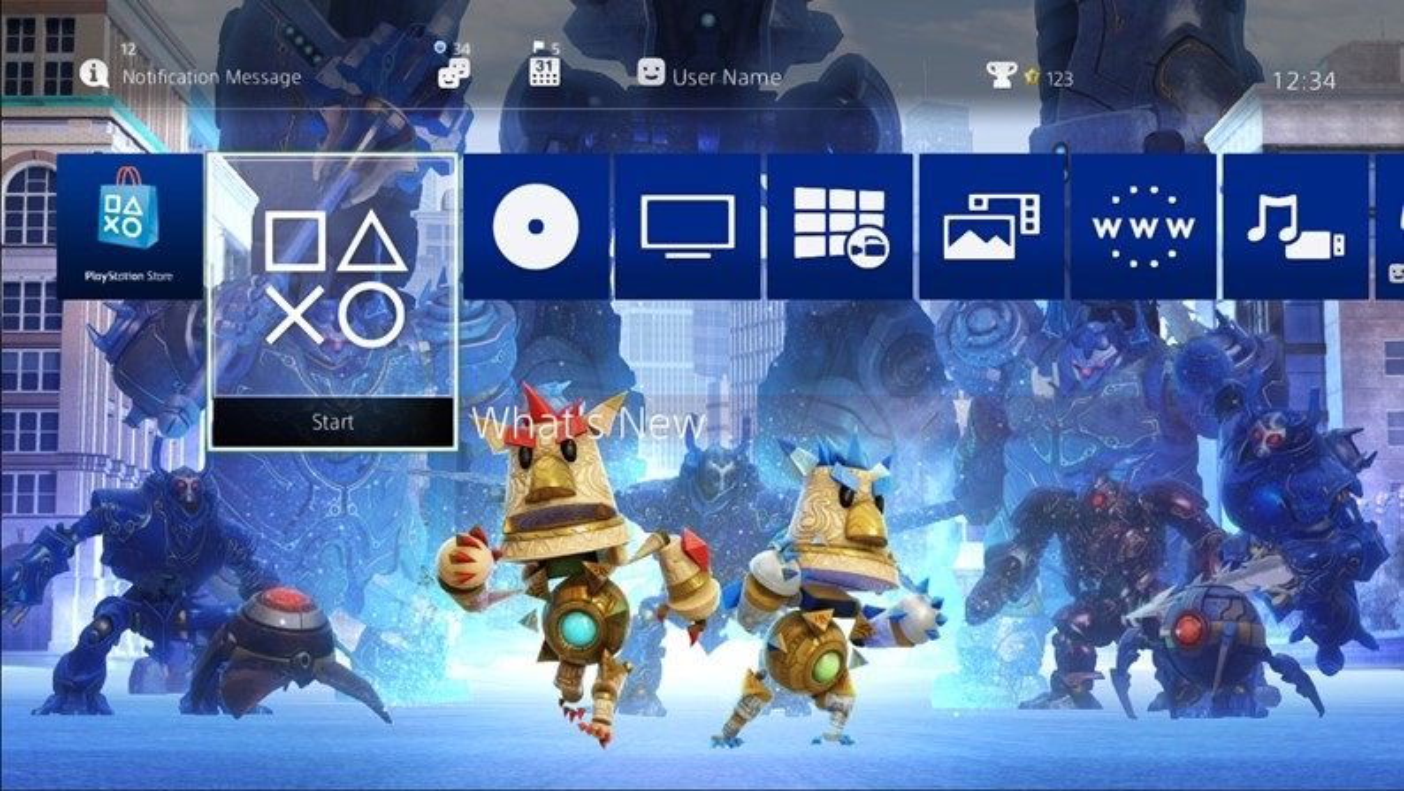 Sony divulga arte da capa japonesa e tema de Knack II