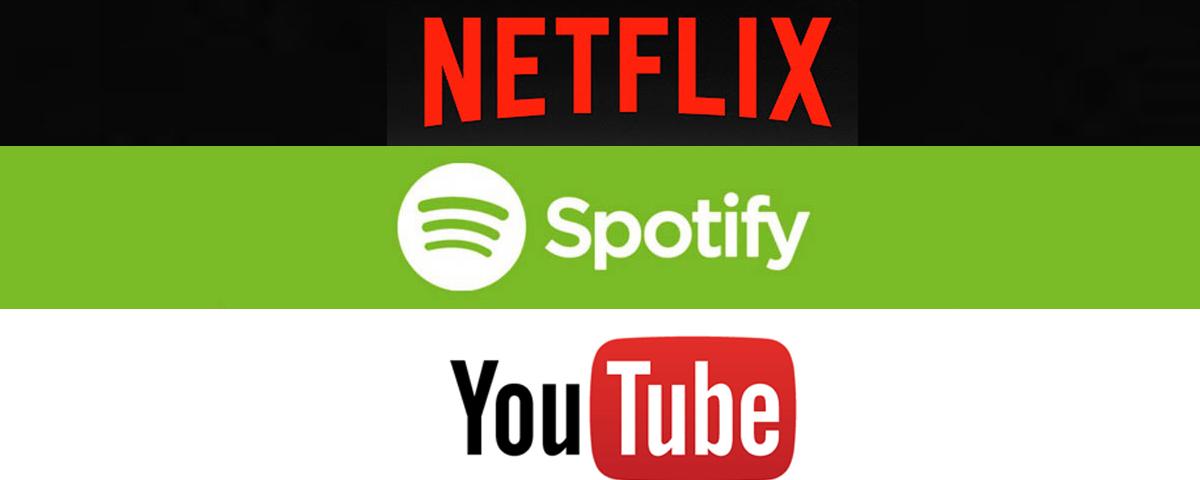 Veja como economizar dados usando YouTube, Spotify e Netflix no smartphone