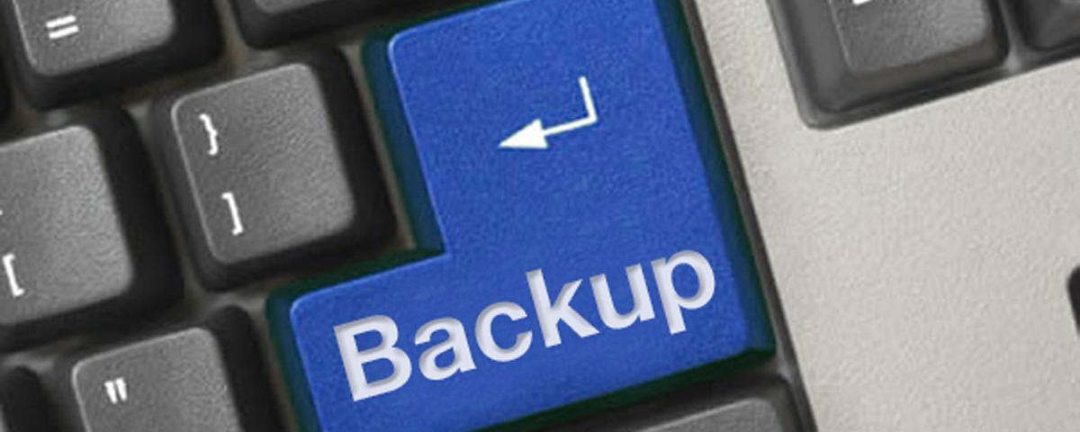 Imagem de: Qual é a melhor maneira de fazer backup dos seus arquivos?