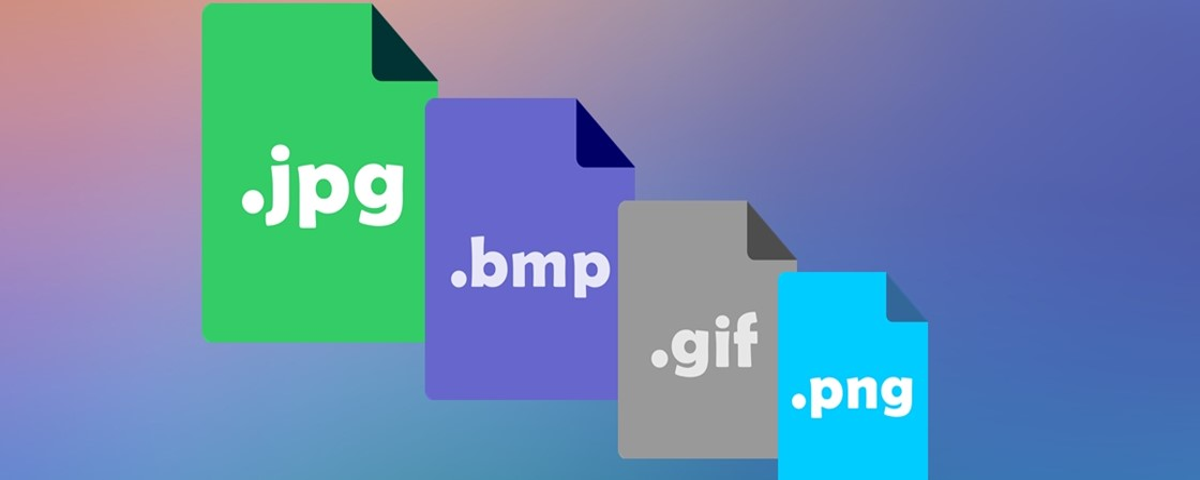 JPG, PNG, GIF e BMP: o que cada formato de imagem tem de diferente?