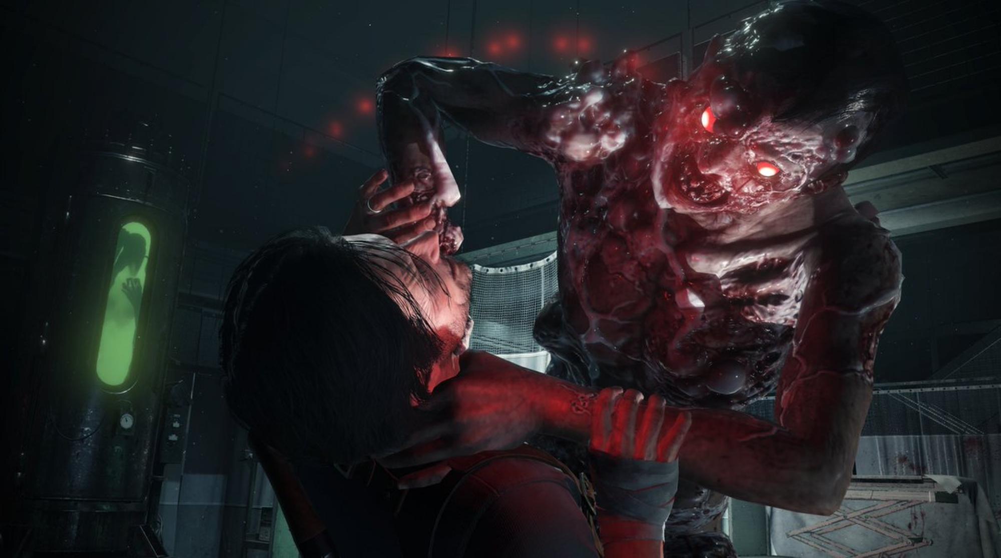 É hora de babar em quatro novas imagens aterrorizantes de The Evil Within 2