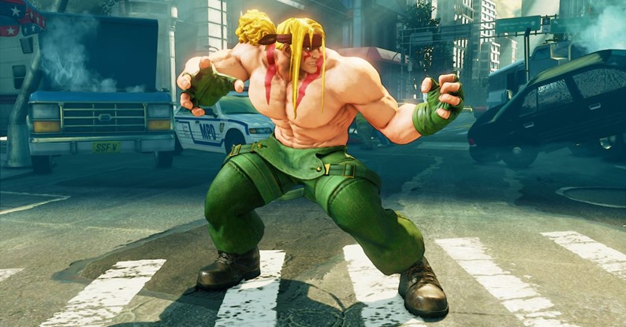 De Final Fight para Street Fighter V: Abigail é o maior personagem do game