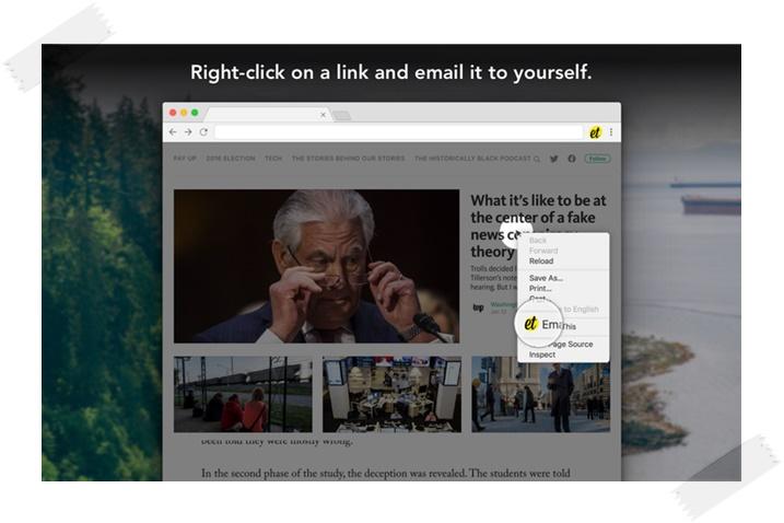 Email This - Imagem 1 do software