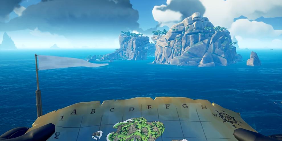 Imagem de Novo trailer de Sea of Thieves mostra ainda mais elementos empolgantes no tecmundogames
