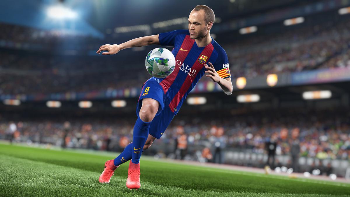 Imagem de Beta de PES 2018 chega ao PS4 sem exigir Plus, mas só com Gold no Xbox One no tecmundogames