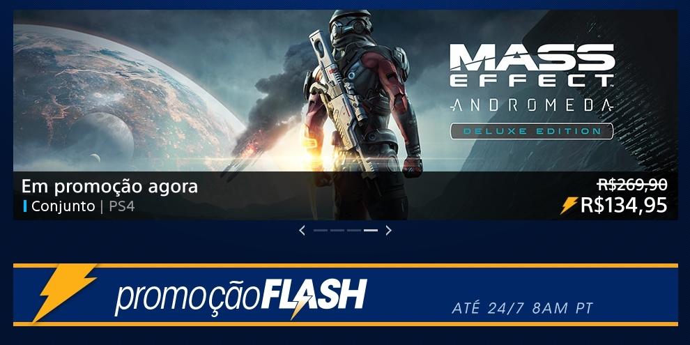 Imagem de Flash Sale da PSN traz mais uma vez ofertar imperdíveis  no tecmundogames