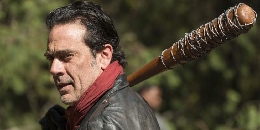 Imagem de Treta: Negan e Rick em guerra no trailer da 8ª temporada de Walking Dead no tecmundogames