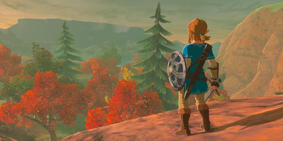 Mod feito por fãs quer trazer multiplayer local a Breath of the Wild