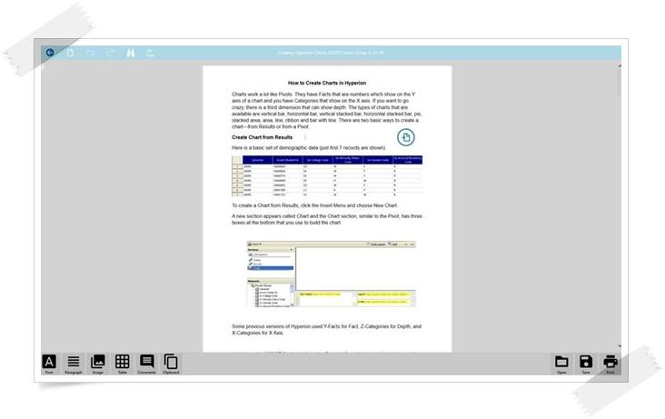 Docx Editor - Imagem 1 do software