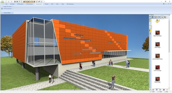 Ashampoo Home Designer Pro 4 - Imagem 2 do software