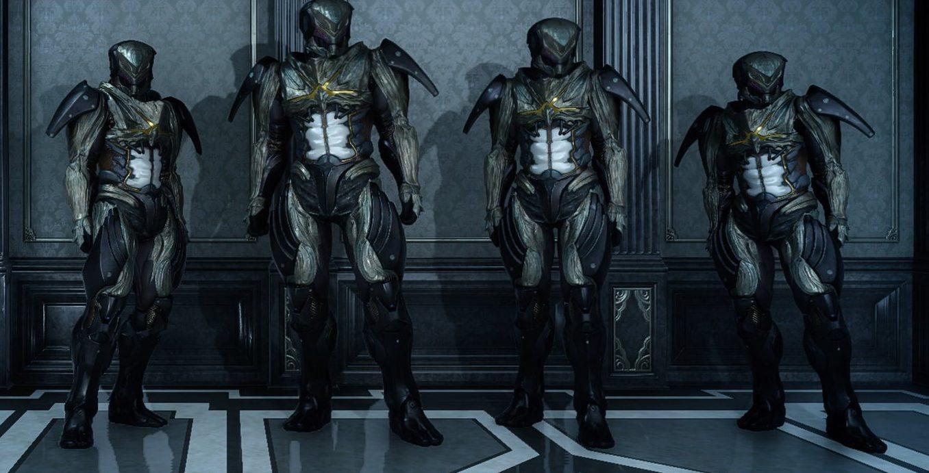 Power Rangers? Não, só as roupas da atualização 1.13 de Final Fantasy XV