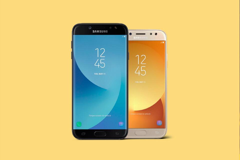 e07e2d7e1a Samsung apresenta os novos smartphones Galaxy J5 Pro e J7 Neo no Brasil -  TecMundo