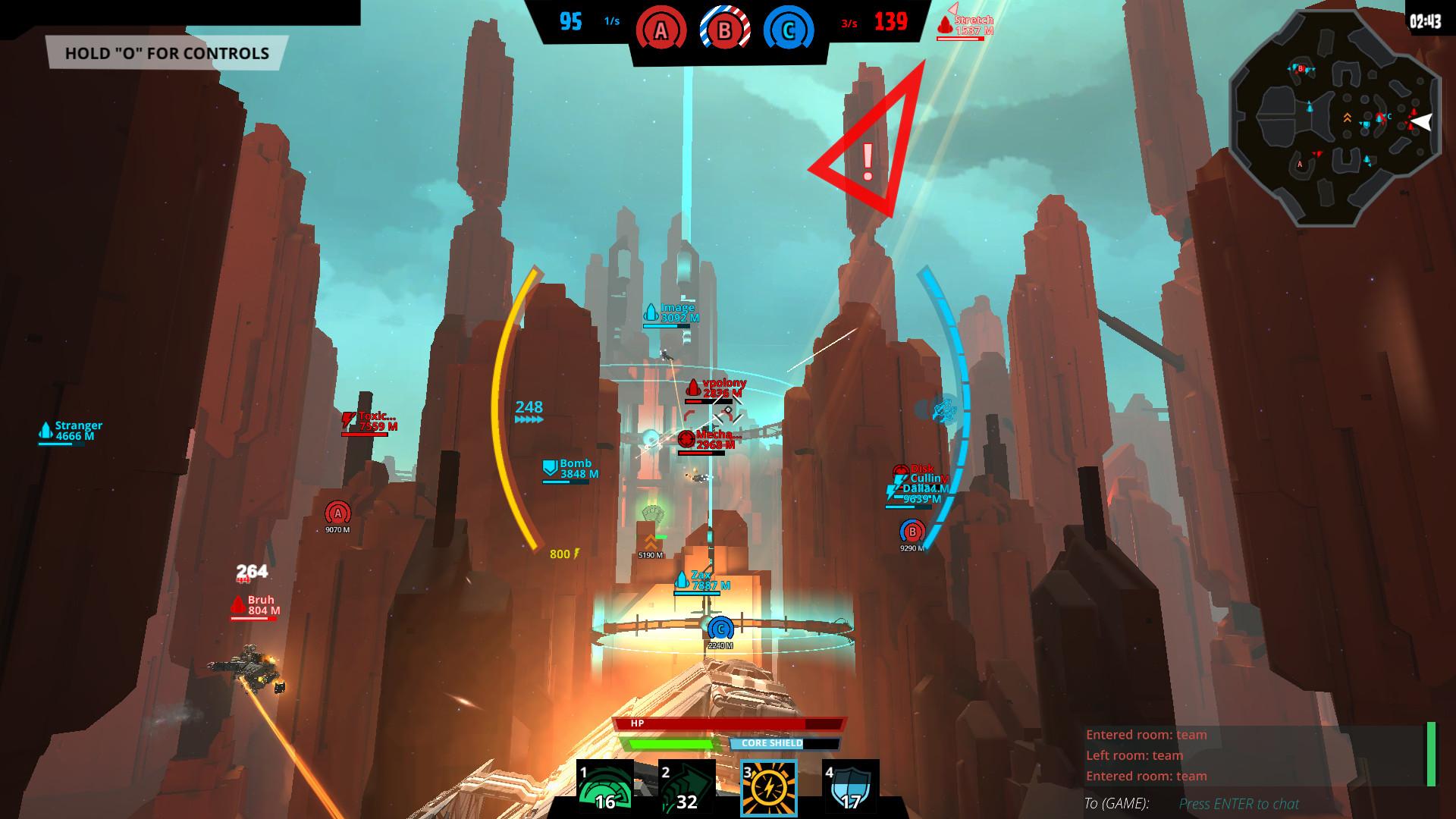 Galactic Junk League - Imagem 1 do software