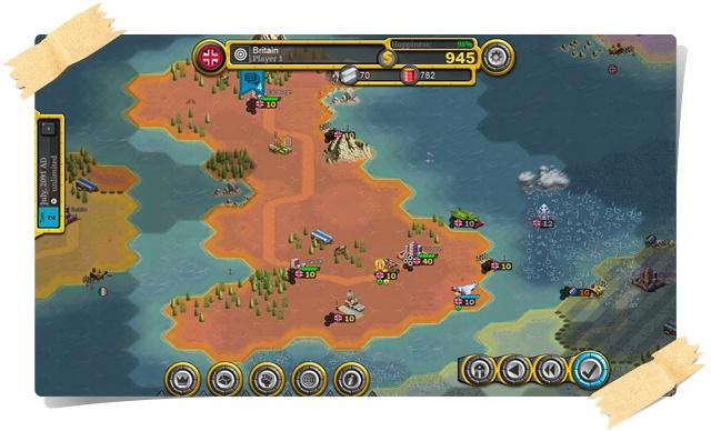 Demise of Nations - Imagem 1 do software