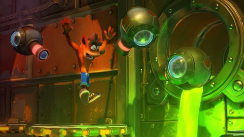 Imagem de Crash N. Sane Trilogy no Xbox One: os rumores que indicam o game no console no tecmundogames