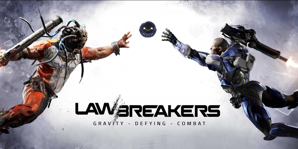 LawBreakers não é inovador e carece de conteúdo, mas é rápido e divertido