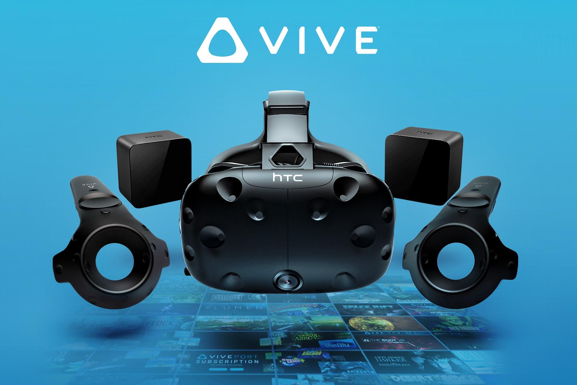 5e870e72f39 HTC corta preço do Vive em 25% — e ele continua caro - TecMundo