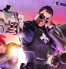 Imagem de Agents of Mayhem no TecMundo Games