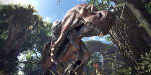 Imagem de Gameplay de Monster Hunter World mostra tudo sobre a Charge Blade no tecmundogames